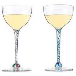 Ribboned Wine Glasses