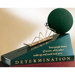 Determination Kinetic Sculpture