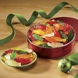 Sugar-Free Gummi Fish Gift Tin