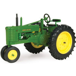 John Deere Styled Model B Toy Tractor