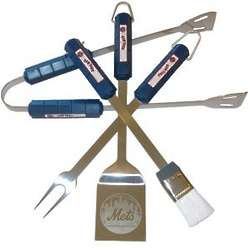 New York Mets BBQ Set