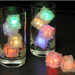 Light-up Ice Lite Cubes