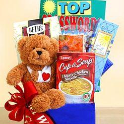 Bear Hugs Get Well Gift Box
