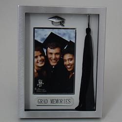 Graduation Tassel Personalized Shadowbox Frame