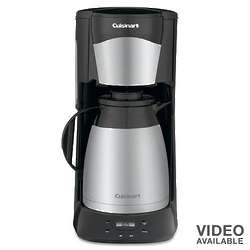 Programmable 12-Cup Thermal Coffee Maker