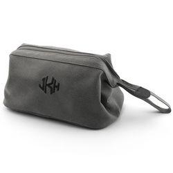 Grey Dopp Kit