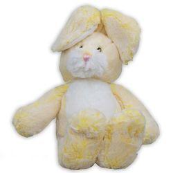 """15"""" Yellow Plush Bunny"""