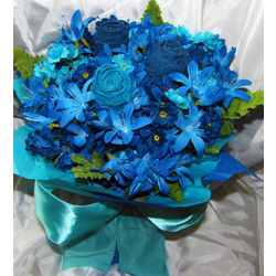 Ocean Breeze Panty Bouquet