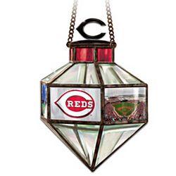 MLB Cincinnati Reds Light Catcher