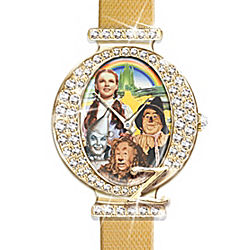 Women's Wizard of Oz Swarovski Crystal Watch