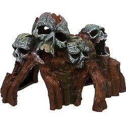 Skull Mountain Aquarium Ornament