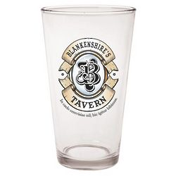 Personalized Tavern Pint Glasses