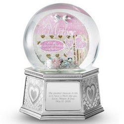 Mother Snow Globe