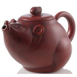 Tiny Mouse Yixing Teapot