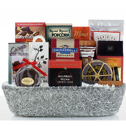 We All Shine On Gourmet Gift Basket