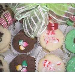 Mint in Your Mouth Cookie Gift Box
