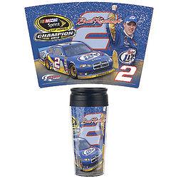 NASCAR Brad Keselowski Travel Mug