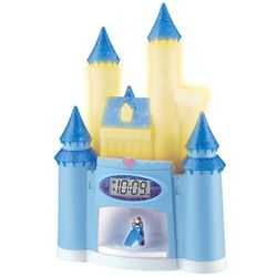 Cinderella's Magical Storyteller Alarm Clock