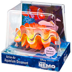 Finding Nemo Tropical Clam Action-Air Aerating Ornament