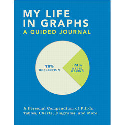 My Life in Graphs: A Guided Journal