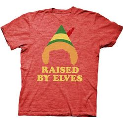 Elf Raised by Elves T-Shirt