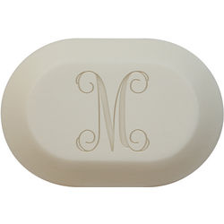 Single Initial Personalized Soap