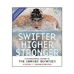 Swifter, Higher, Stronger Book - Updated Edition
