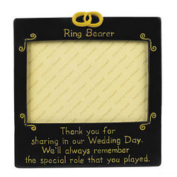 Ring Bearer Photo Frame