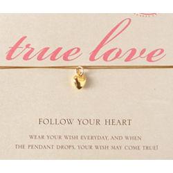 True Love Wish Necklace