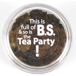 Tea Party B.S. Jar
