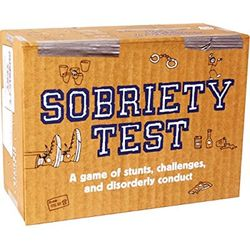 Sobriety Test Game