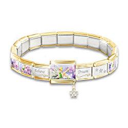 Tinker Bell's Enchanted Gardens Bracelet