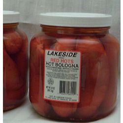 Pickled Hot Bologna
