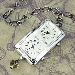 Two-Timing Watch Necklace