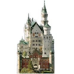 Neuschwanstein Advent Calendar