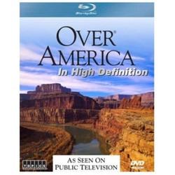Over America Blu-ray Disc