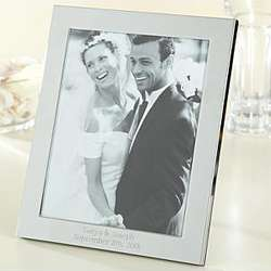 "Personalizable 8"" x 10"" Frame"
