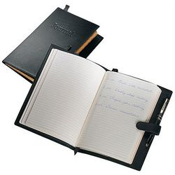 Personalized Leather Business Journal