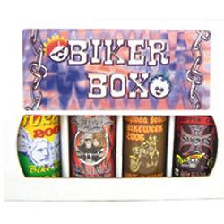 Biker Box Hot Sauce Gift Set
