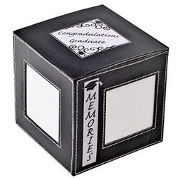 Graduation Photo Cube