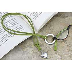 Booklace Bookmark, Necklace and Eyeglass Holder