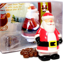 Santa Pooper Candy Dispenser