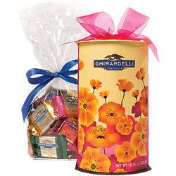 Beautiful Blooms Chocolate Gift Box