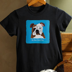 Top Dog Breed Personalized Youth T-Shirt