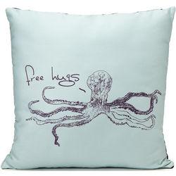 Free Hugs Octopus Pillow