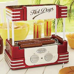 Retro Hot Dog Maker