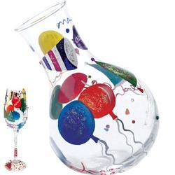 Celebrate Wine Glass & Decanter Set