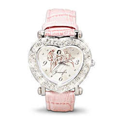 Disney Princess Personalized Crystal Watch