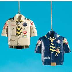 Scouts Ornament
