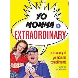 Yo Momma So Extraordinary Book
